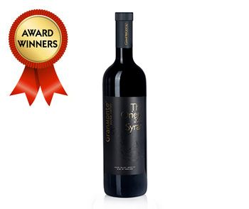 GranMonte Award Winning 2013 The Orient Syrah.