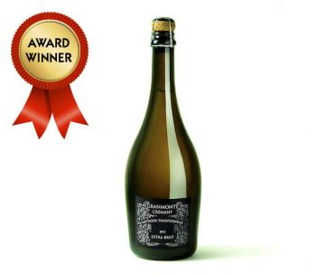 GranMonte Award Winning NV Cremant Methode Traditionelle Extra.