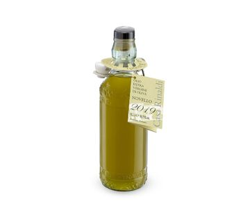 Extra Virgin Olive Oil Novello 100% Italian 500ml.